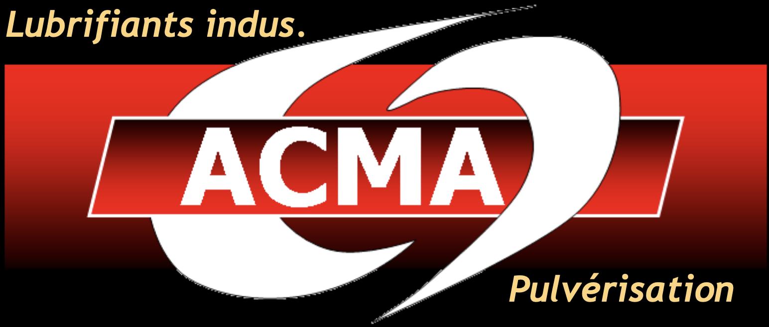 ACMA FRANCE OLEOSYNTHESE concepteur de système d'application de lubrifiant par pulvérisation.  dans - - - Gros plan